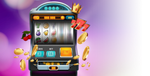 Online slot game play
